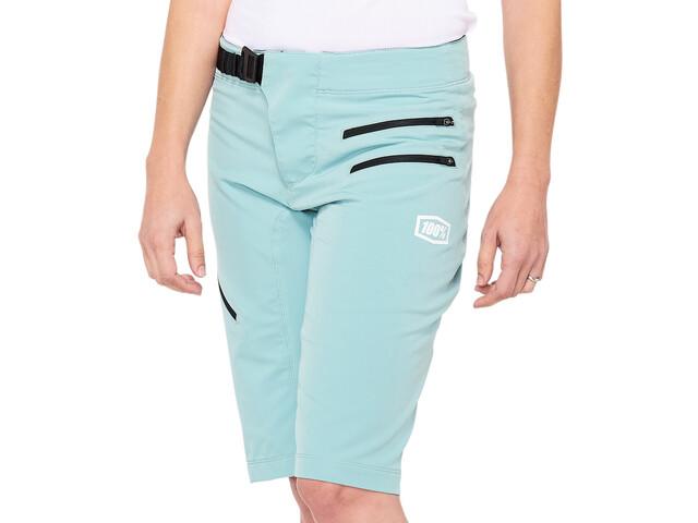100% Airmatic Shorts Dame seafoam